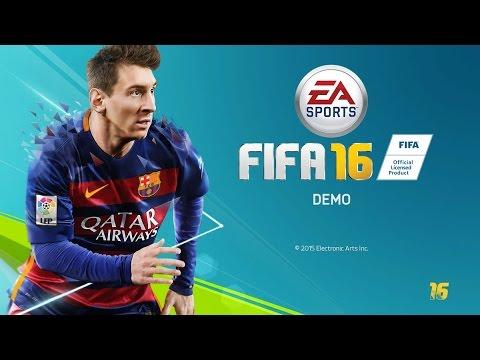 DémoSaurus ép46 FIFA 16 Demo (PS4)