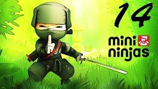 Aaaah, de la neige.. | Mini Ninjas | #14