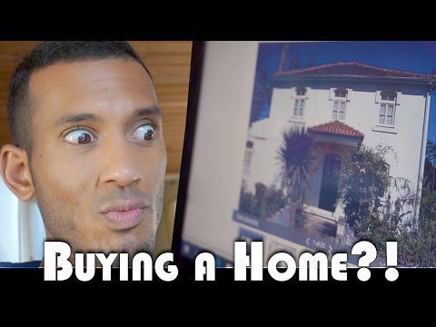 BUYING A HOME IN PORTUGAL?! – FAMILY VLOGGERS DAILY VLOG (ADITL EP483)