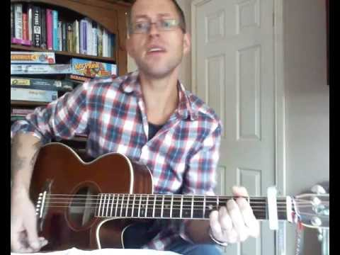 How To Play Broken Strings by James Morrison -  Acoustic guitar lesson / tutorial
