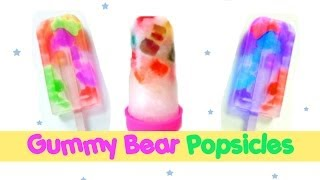 Gummy Bear Jelly Bean Popsicles! Thumbnail