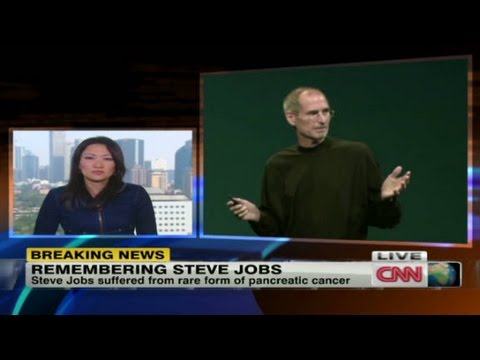 China mourns Jobs' death