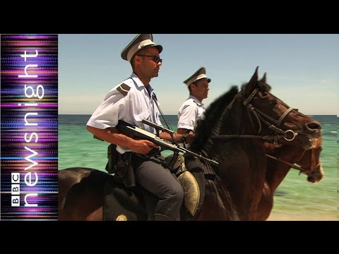 Tunisia attack - The end of tourism? -Newsnight