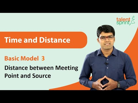 Shortcut Method to solve Time and Distance Problems | IBPS PO | SSC CGL | TalentSprint