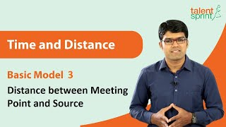 Shotcut method to solve Time and Distance Problems | Time and Distance Formula | TalentSprint