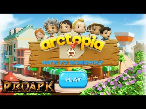 Arctopia Path to Monopoly Gameplay iOS / Android