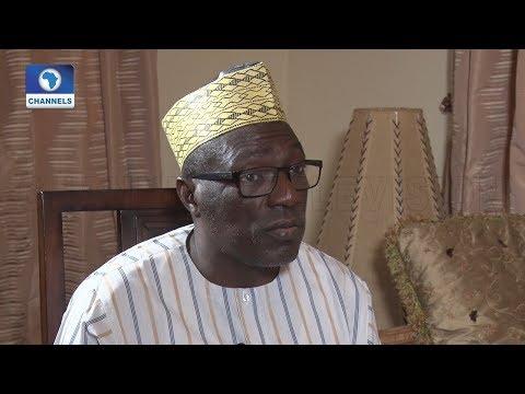 We Are Battling Ready To Take On APC And Return To Power In 2019-- Makarfi   Makarfi