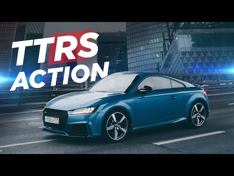 ACTION: AUDI TT RS! 0-270-0 KM/H / LAUNCH START / DRIFT / 400 HP / QUATTRO