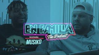 Funky X Musiko - Conversando #EnFamilia Ep. 2 (Podcast)