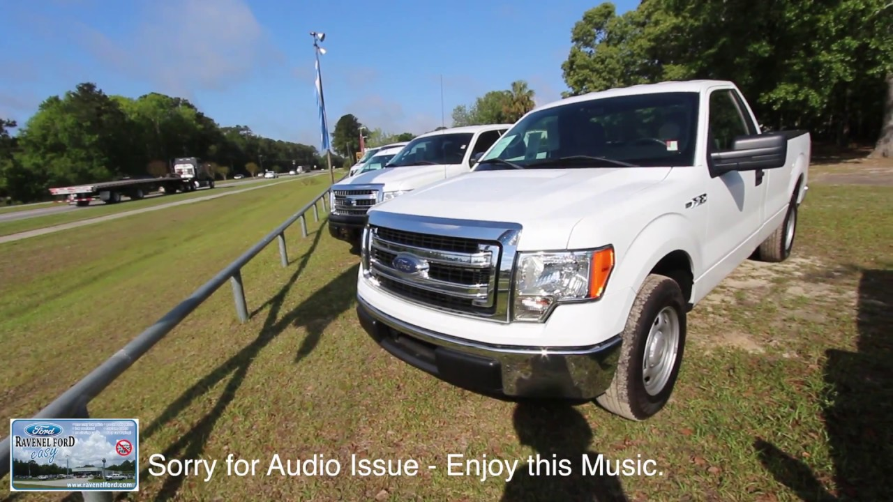 2013 Ford F 150 Xl Work Truck Walkaround Review Condition Report