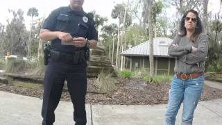 Mom Calls Cops On Guys Doing Parkour