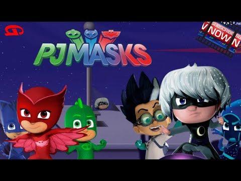 PJ Masks: Starlight Sprint ( Disney Junior Games)
