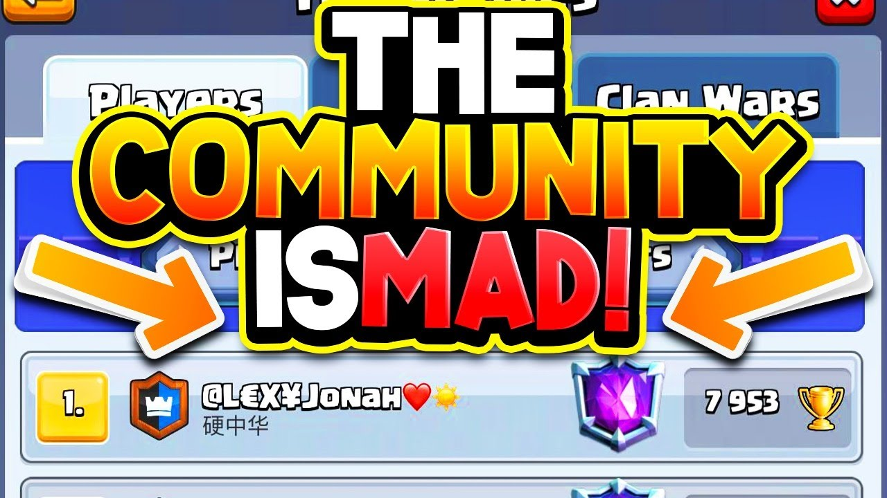 #1 Global Finish has Clash community divided