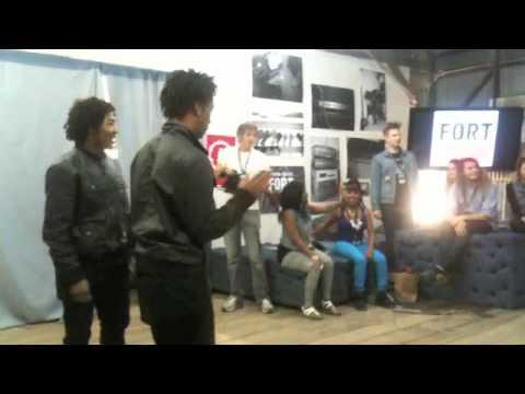 Rye Rye's Dancers vs Levi's Dancers