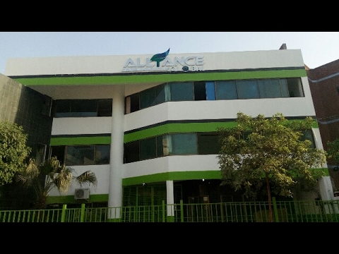 Alliance in motion GLOBAL PAKISTAN HEAD OFFICE AT LAHORE