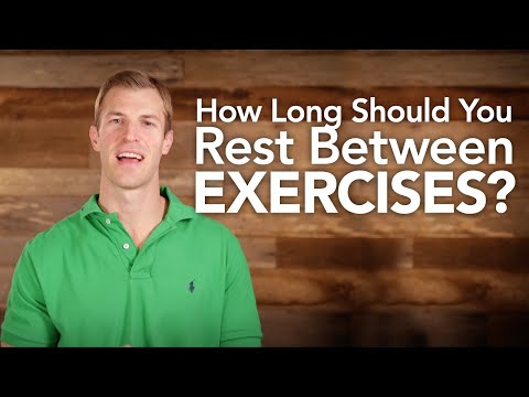 How Long Should You Rest Between Exercises?