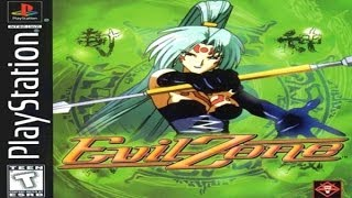 Evil Zone Game Review (PS1)