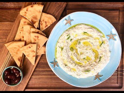 Greek Tzatziki Sauce | Christine Cushing