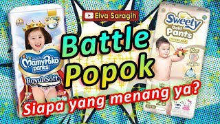 BATTLE POPOK PREMIUM SWEETY GOLD VS MAMYPOKO ROYAL SOFT screenshot 1