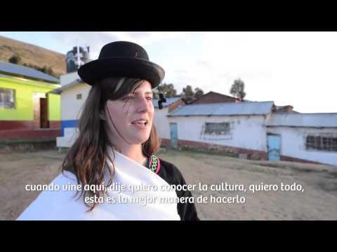 Turismo Rural Comunitario en el Lago Titicaca