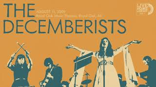 The Decemberists - Won't Want For Love (Live Home Library vol. I)