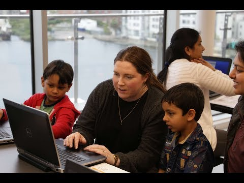 CoderDojo at The Dock