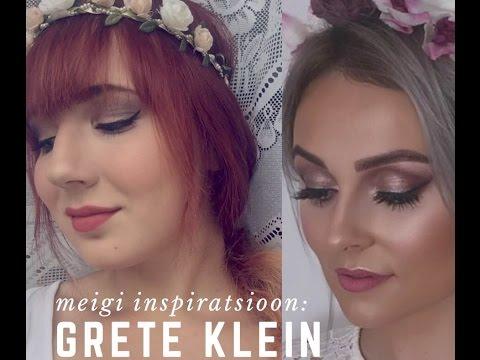 Meigi inspiratsioon - Grete Klein