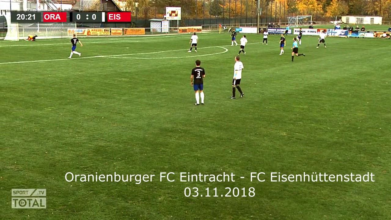 Fußball Brandenburgliga