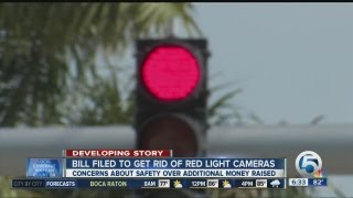Fla. lawmakers push to end red light cams