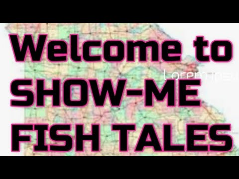 Welcome To SHOW-ME Fish Tales