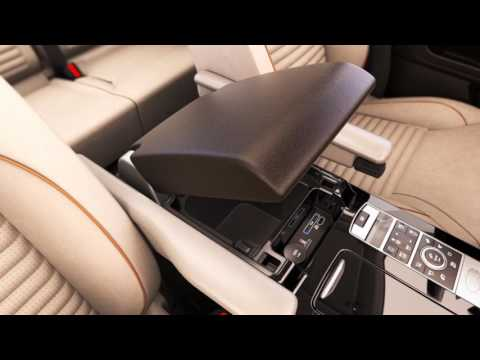 All-New Land Rover Discovery 17MY - Storage Compartments
