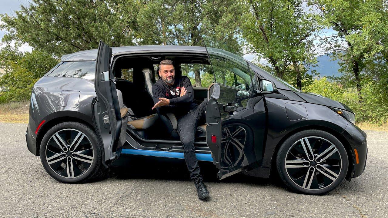 უტდ – BMW i3 – ახალი მოთამაშე ელექტრო/ჰიბრიდებში!