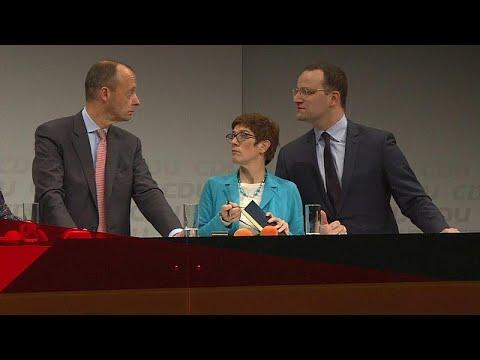 Sprint final para a liderança da CDU