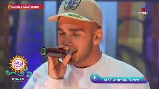 Manuel Turizo - Esperandote En Vivo Mexico CDMX Sale El Sol