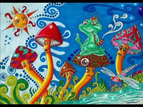 The Beatles Iphone 5 Wallpaper Psychedelic Trippy Mushroom Mix Watch When High Youtube