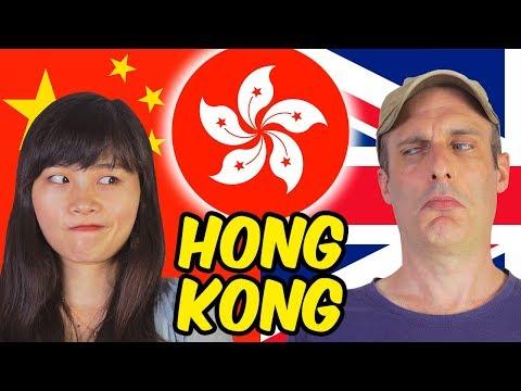 HONG KONG vs. CHINA: la brecha de un pasado colonial