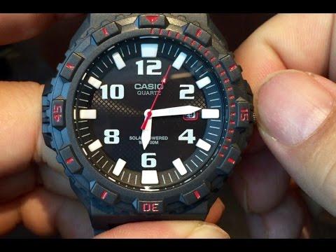 Mrw S300h Solar Review Sport Casio Powered 8bvcf Watch 6gbf7y