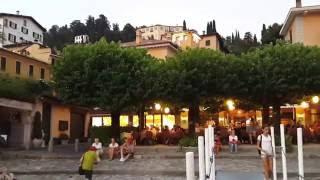 Италия:  Вечером в Белладжио, озеро Комо  (смартфон-онлайн)