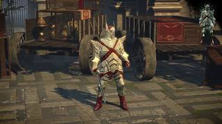 Path of Exile: Pure Light Armour Set
