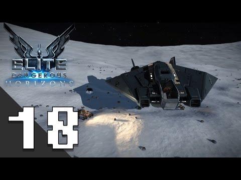Undiscovered Planets! - Elite: Dangerous Horizons - Episode 18