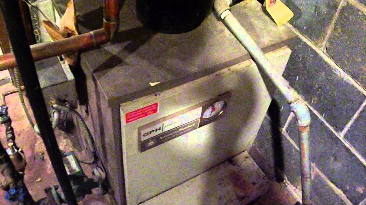American Standard Boiler Wiring Diagram Will Be A Diagrams 1969 Gas Startup Shutdown And Other Random Rh Youtube Com Heritage 12