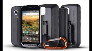 Обзор смартфона LAND ROVER (неубиваемый телефон)