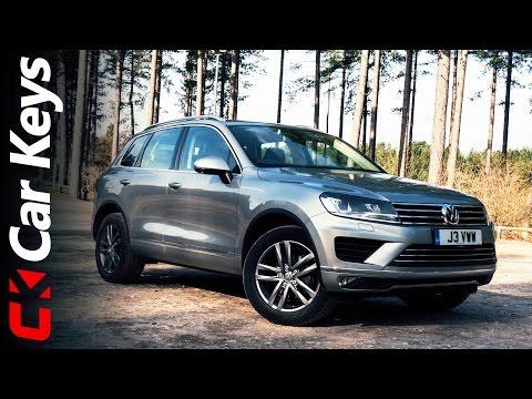 Volkswagen Touareg 2015 review - Car Keys