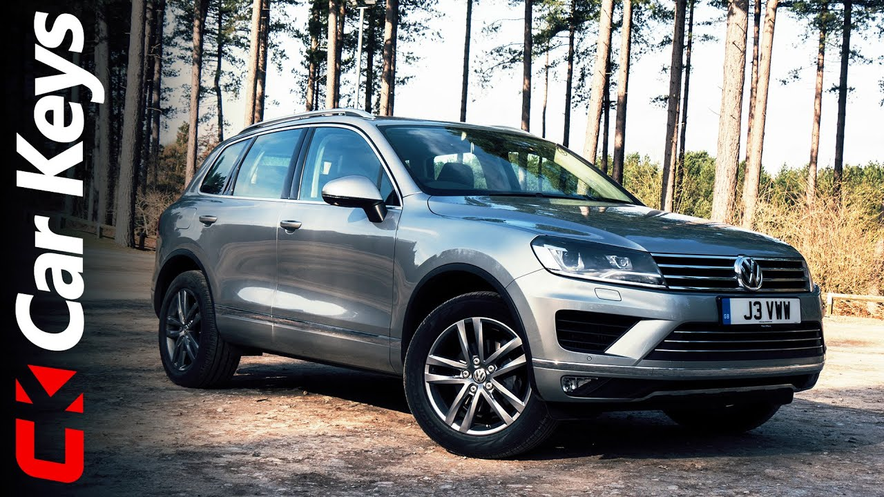 Volkswagen Touareg 2017 Review Car Keys