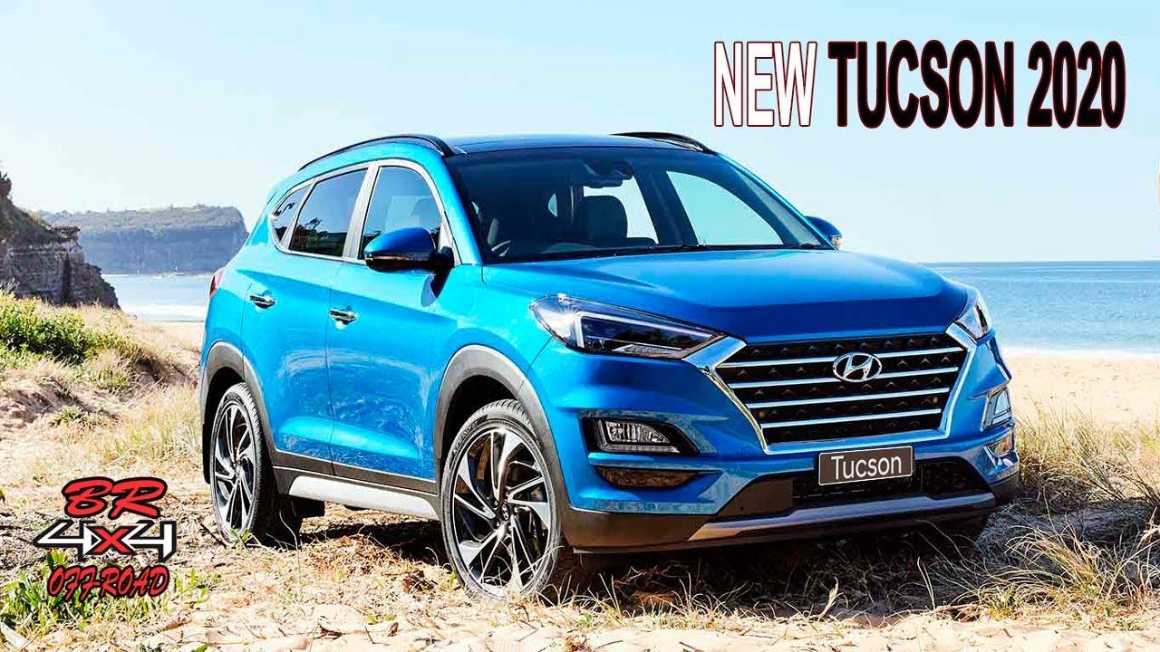 Hyundai NEW TUCSON 2019/2020 EM DETALHES - YouTube