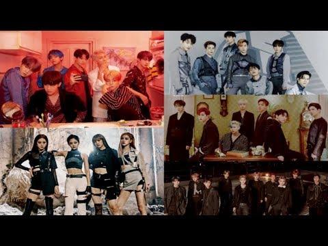 BTS  BLACKPINK  WayV  Monsta X  NCT ครองชาร์ตตะวันตก Room Service News 15May19
