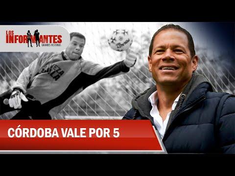 """""""Pasé de ser el mejor arquero a ser el peor"""": Óscar Córdoba - Los Informantes"""