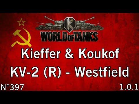 World of Tanks - 1.0.1 - KV-2 (R) - Westfield - HD