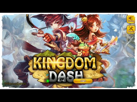 Kingdom Dash Gameplay Android | New Mobile Game