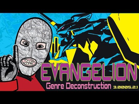 Evangelion Review - GENRE DECONSTRUCTION - Controversy Pt.2.1 (Mecha Anime Review Ep.3.0005.2.1)